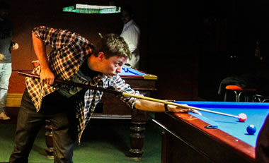 competitions – pool & snooker